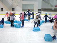 年間行事-スケート教室