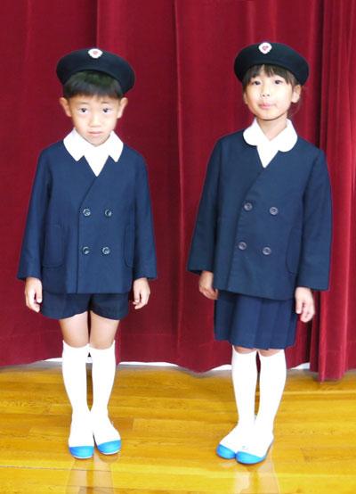 制服-冬服(上着あり)